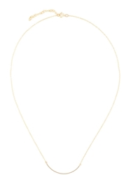By Boe 'Curved Wire' Necklace