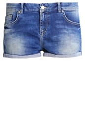 Ltb Judie Denim Shorts Jazmin Wash Blue Denim