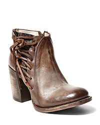 Freebird By Steven Brook High Heel Lace Up Booties