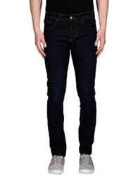 Individual Denim Pants Blue