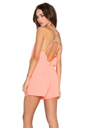 Oh My Love Playsuit Pink