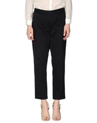 Douuod Trousers Casual Trousers Women Dark Blue