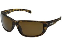Suncloud Polarized Optics Milestone Matte Tortoise Frame Brown Polycarbonate Lenses Fashion Sunglasses Animal Print