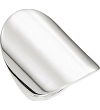 Thomas Sabo Glam And Soul Large Classic Sterling Silver Ring