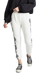 Wildfox Couture Chantilly Lace Knox Pants Vintage Lace