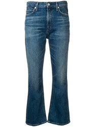 Citizens Of Humanity Demy Cropped Jeans Blue