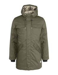 Wesc Ragnar Heavy Jacket Forest Green