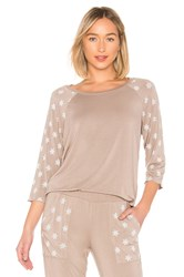 Lamade Lost Boy Top Taupe