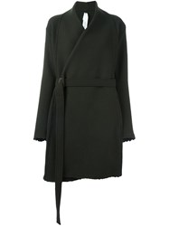 Damir Doma 'Chopin' Coat Green