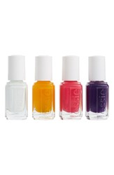 Essie 'Silk Watercolor' Mini Four Pack Swept Away