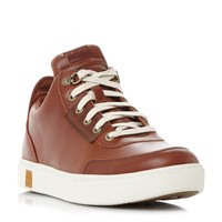 Timberland A17ix High Top Chukka Boots Brown