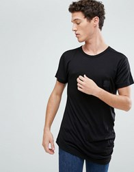 Cheap Monday Swoop T Shirt Black