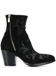 Rocco P. 70Mm Zipped Ankle Boots 60