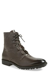 To Boot Men's New York 'Blake' Lace Up Piombo Leather