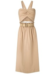 Spacenk Nk Soft Jared Dress Brown