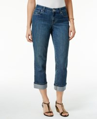 Styleandco. Style Co. Cuffed French Birch Wash Jeans Only At Macy's Oxford