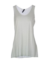 Lorena Antoniazzi Sleeveless Sweaters Ivory