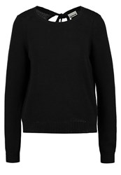 Noisy May Nmmalin Jumper Black