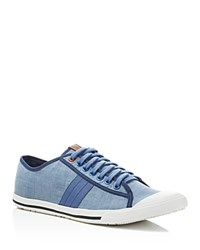 Ben Sherman Earl Low Sneakers Compare At 85 Blue