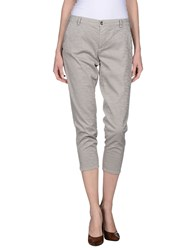 40Weft Trousers Casual Trousers Women Grey
