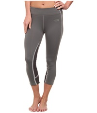 The North Face Dynamix Legging Sedona Sage Grey Women's Workout Gray