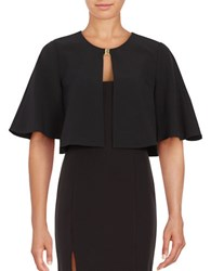 Jessica Simpson Crepe Cape Shrug