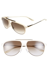 Carrera 61Mm Sunglasses Antique Gold