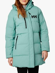 Helly Hansen Adore Puffy 'S Insulated Parka Jacket Jade
