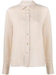 Vince Buttoned Long Sleeved Shirt 60