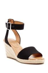 J.Crew Mel Wedge Black