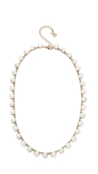 Juliet And Company Margeaux Necklace Pearl