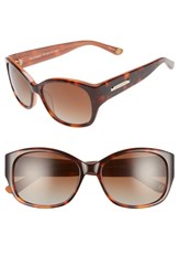 Juicy Couture Shades Of By 54Mm Polarized Sunglasses