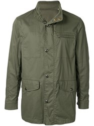 Kent And Curwen High Neck Military Jacket 60