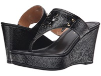 Tommy Hilfiger Madison Black Black Women's Wedge Shoes