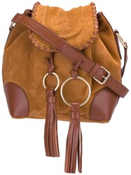 See By Chloe 'Polly' Crossbody Bag Brown