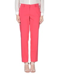 Hanita Trousers Casual Trousers Women Coral