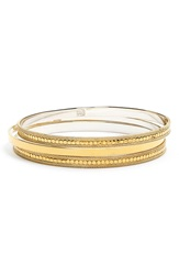 Anna Beck 'Gili' Bangles Set Of 3 Gold Silver
