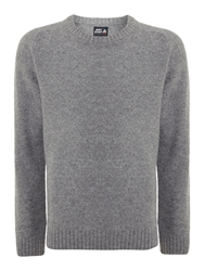 Army And Navy Rupert Crew Neck Grey