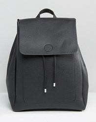 New Look Minimal Backpack Black