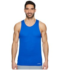 Brooks Ghost Tank Top Royal Men's Workout Navy