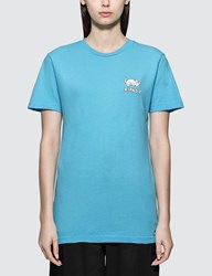 Ripndip Two Nermals T Shirt Blue