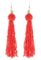 Sweet Deluxe Earrings Red