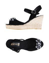 Vidorreta Sandals Black