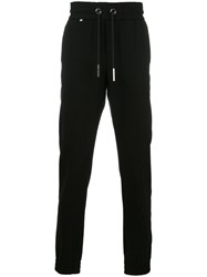 Philipp Plein Track Trousers Black