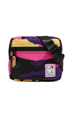 Lola Cosmetics Hippie Fanny Pack Pink Camo