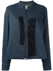 By Walid 'New Classic' Jacket Blue