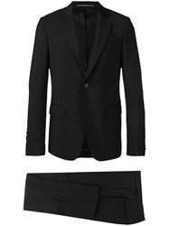 Givenchy Two Piece Suit Black
