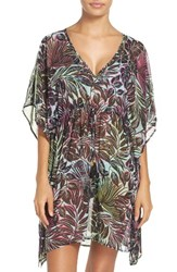 Tommy Bahama Women's Lively Leaves Cover Up Tunic