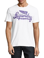 Superdry Graphic Cotton Tee Optic
