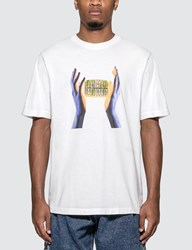 Noon Goons Safe Hands T Shirt White